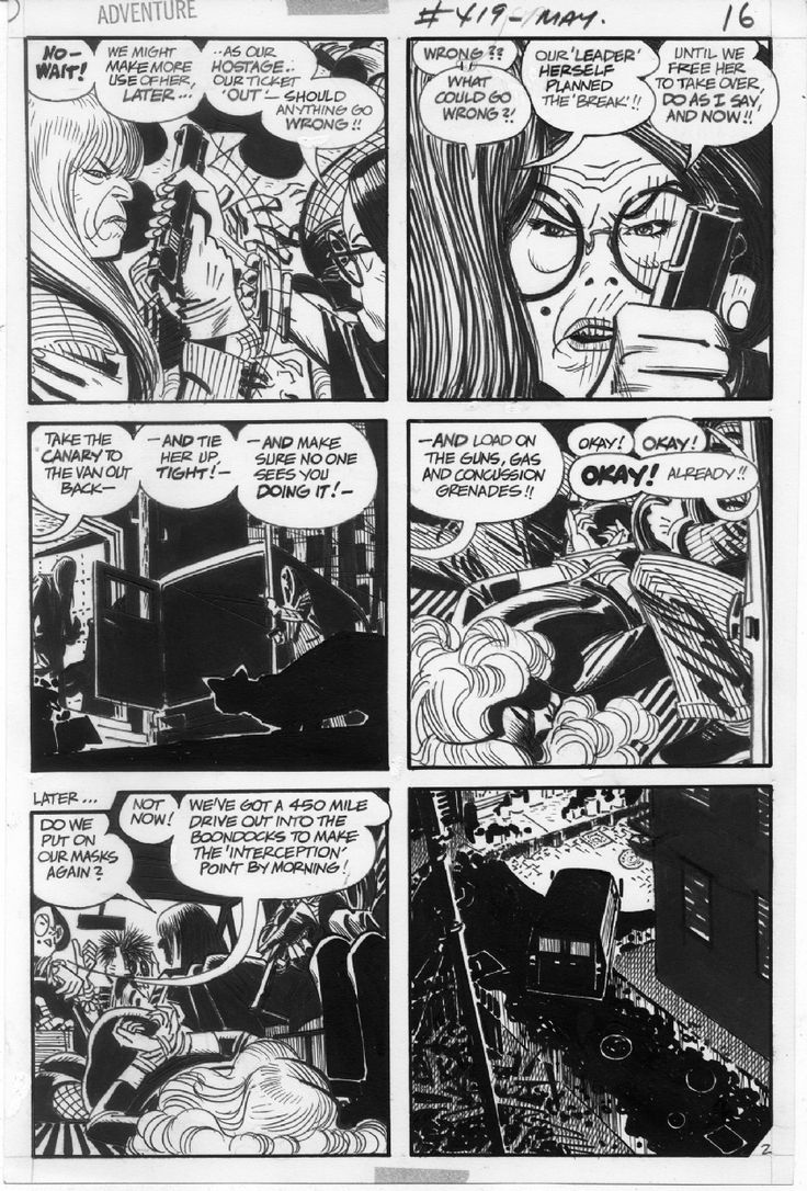 17 Best images about Alex Toth on Pinterest   Conan the ...