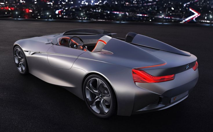 Rumored BMW Z2 Roadster