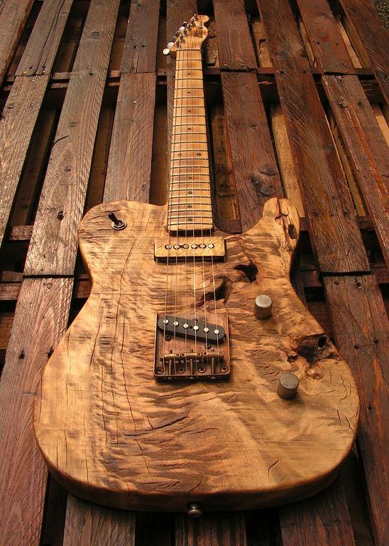 BlackBeard Guitars Root