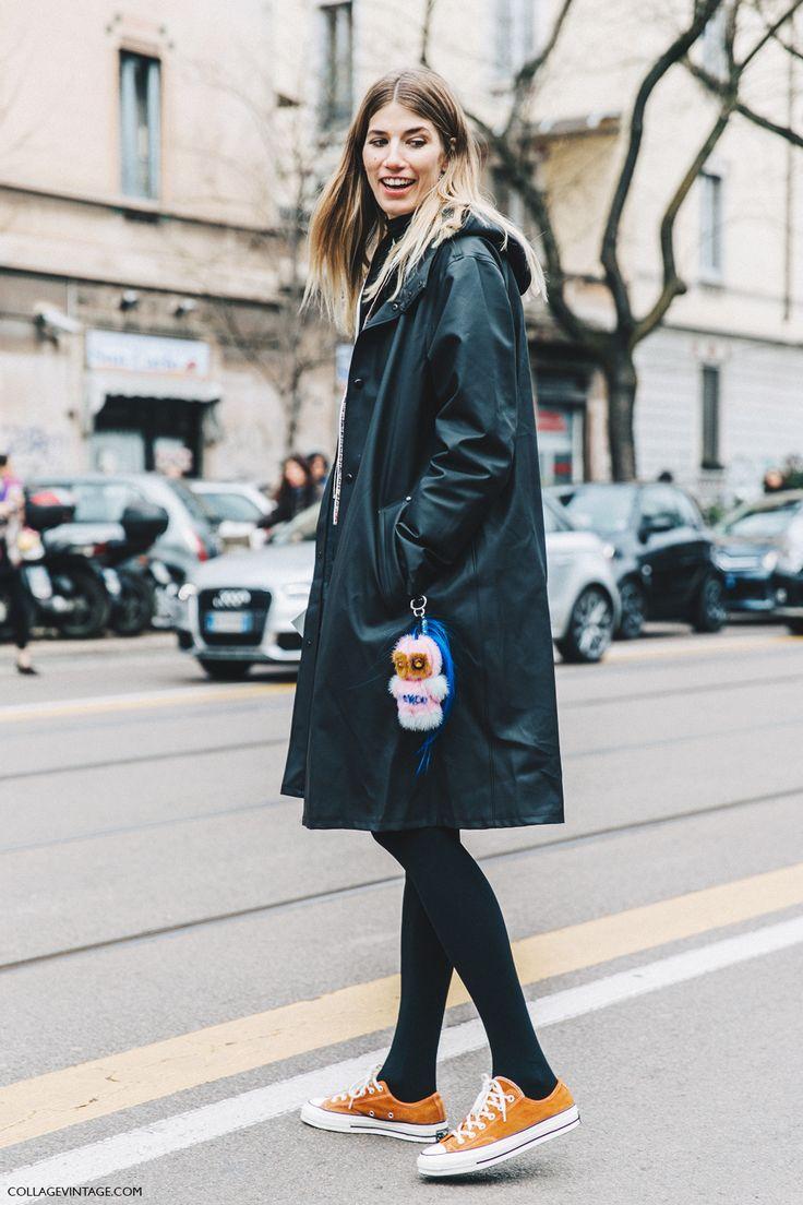 Veronika Heilbrunner @ Milan Fashion Week F/W 2016