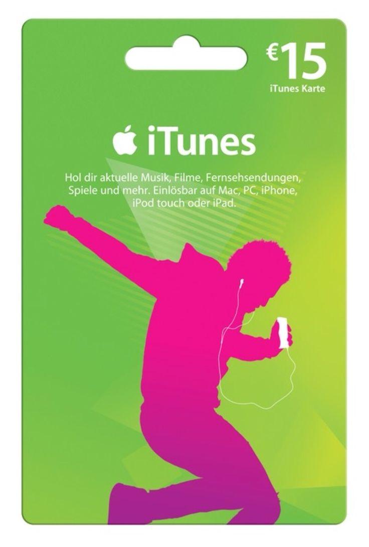 iTunes Karten bei Real: 50er kaufen, 15 Euro obendrauf geschenkt
