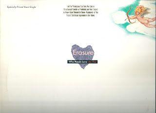 MEDUSABOY: Erasure - Who needs love like that / Heavenly Acti...