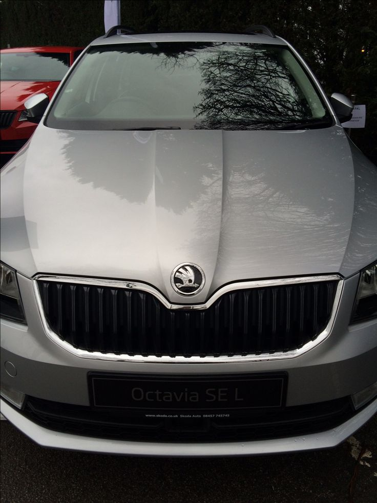 The Skoda Octavia #carleasing deal | One of the many cars and vans available to lease from www.carlease.uk.com