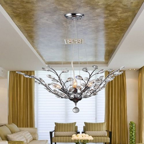 This unique pendant lamp will surely suit in your home. With its sturdy quality, versatile design and awesome features, you will never go wrong with this light fixture.