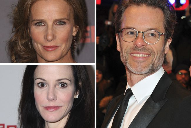 Rachel Griffiths, Mary Louise-Parker and Guy Pearce are set for lead roles in When We Rise, ABC's seven-episode event limited series about the gay rights movement, written and executive produced by…