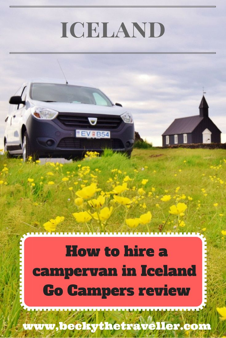 Iceland is such a beautiful country to visit. And travelling around in a campervan was certainly the best way to get about. Read more for Go Campers review | Driving around Iceland | Iceland's Ring Road | Tips for driving in Iceland | Campervan in Iceland | Camper Van trip in Iceland | Summer in Iceland | Europe