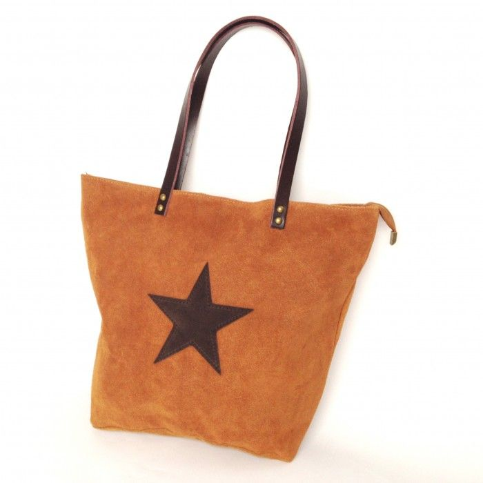 Tassen Urban Outfitters : Su?de leren per met ster onze tassen