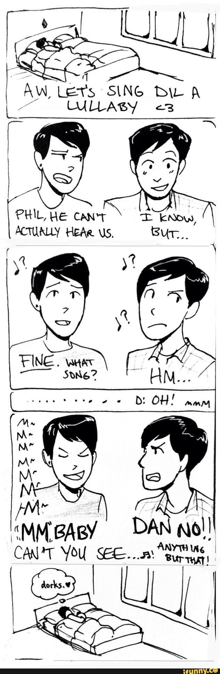 Phan and Dil