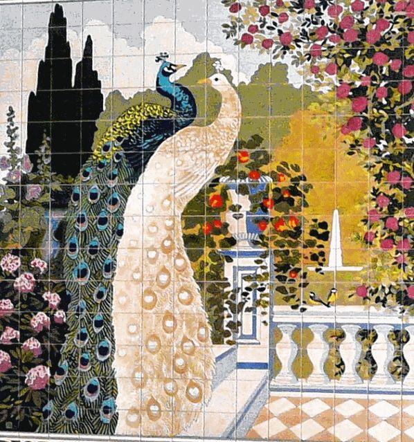SERVICE: Kunst aus Fliesen und Mehlsäcke aus aller Welt