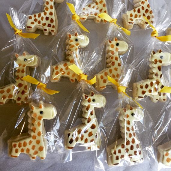 Giraffe Cookies 15pcs