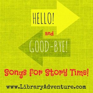 Opening & Closing Songs for Story Time! If you're ready for a story take a seat!