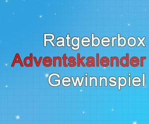 Ratgeberbox Adventskalender-Gewinnspiel 2016