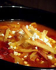 Don Pablo's Tortilla Soup | CopyKat Recipes | Restaurant Recipes