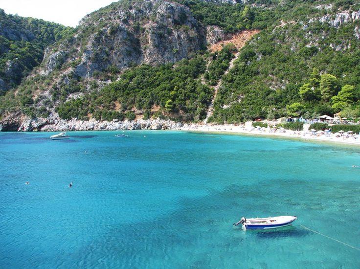 Skopelos Limnonari beach