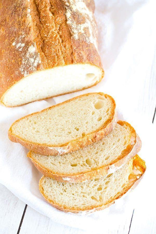 Rustic Italian Bread Brown Eyed Baker Recipe Rustic Italian Bread Italian Bread Recipes Chewy Bread