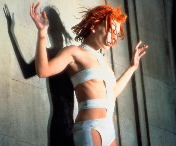 The Fifth Element (1997) Jean Paul Gaultier