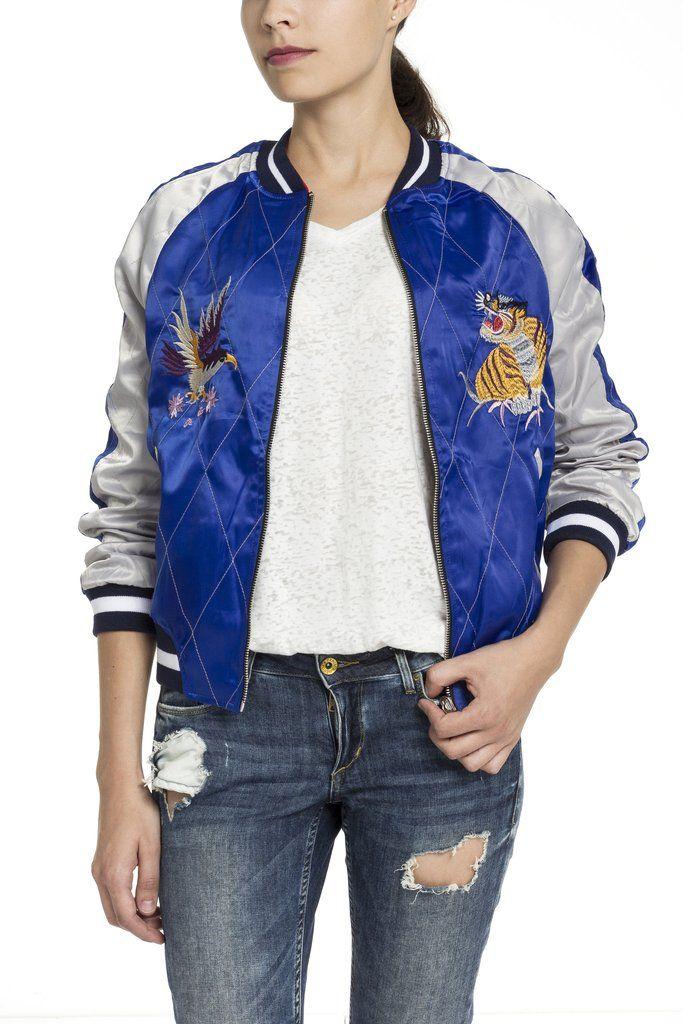 Kétoldalas kabát – Alabama shop