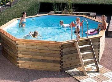 32 melhores imagens de piscinas no pinterest - Piscinas pequenas prefabricadas ...