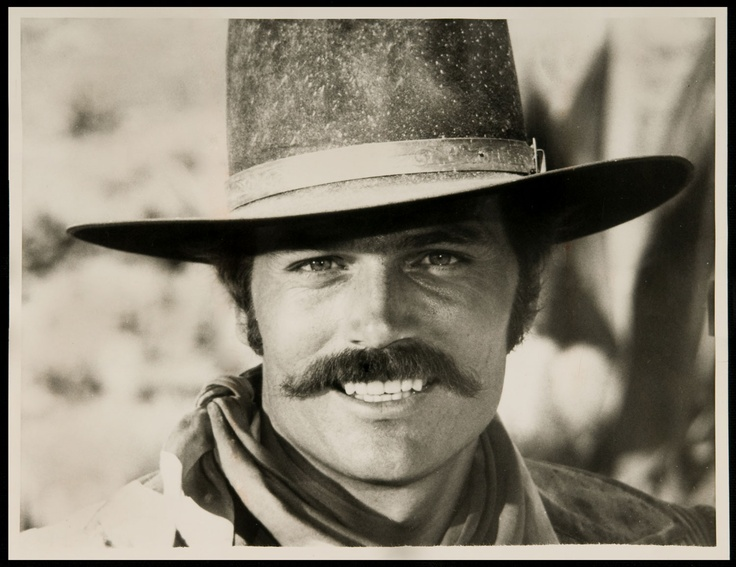 This is Patrick Wayne from Big Jake.  His father, John Wayne, passed on some good genes.