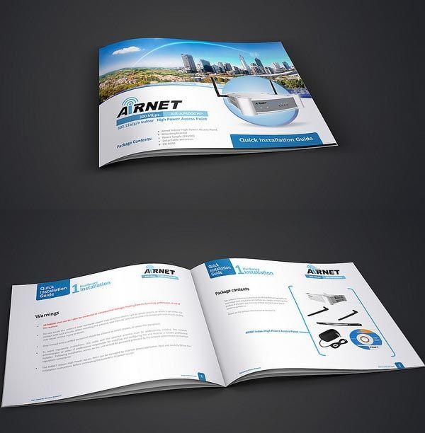 Diseños de revistas profesionales