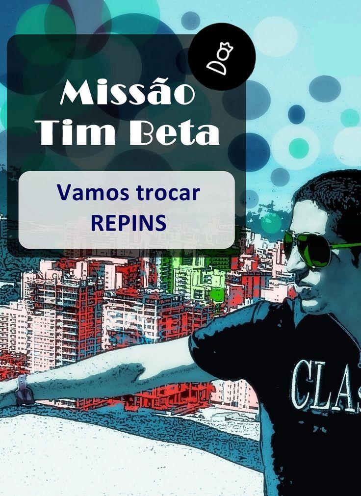 Operação Tim Beta - Sigo de volta