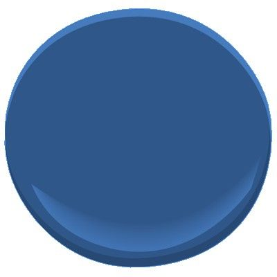 """Benjamin Moore """"Blue Suede Shoes"""" for islands, with Sherwin Williams """"Van Dyke Brown"""" Glaze"""