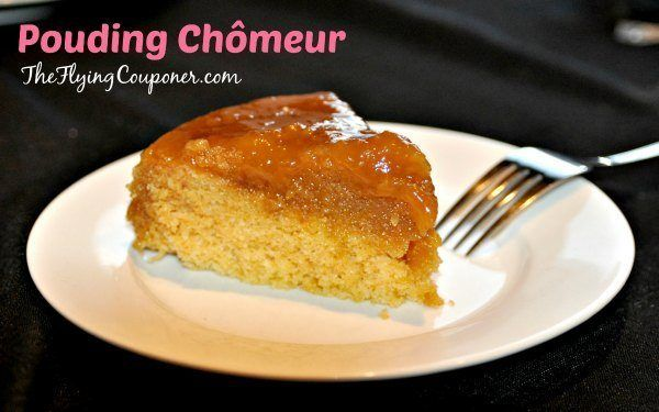 Pouding Chomeur Recipe