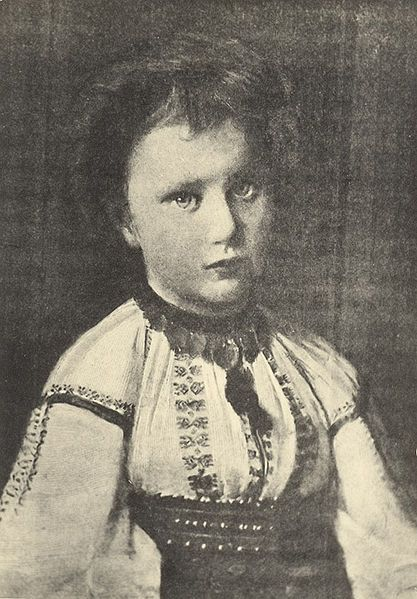 Princess Maria/Marie of Romania (Maria/Marie von Hohenzollern-Sigmaringen, 8 September 1870 – 9 April 1874) was the only child of Carol I of Romania and his wife, Elisabeth of Wied.