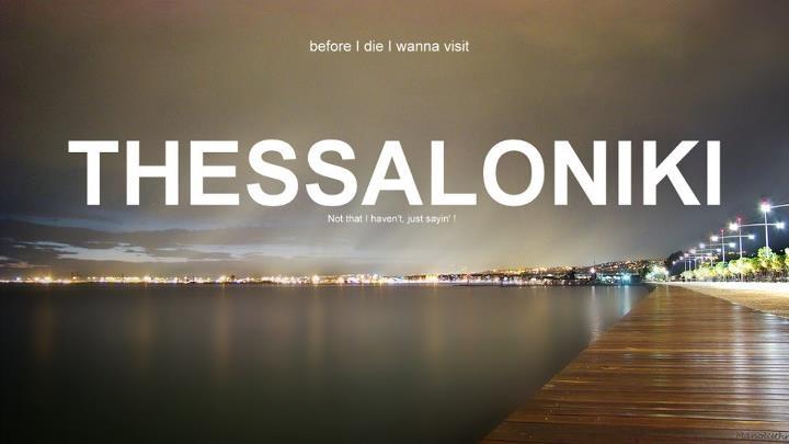 via @Dora  #thessaloniki #dreamy #sea #greece #places to #visit