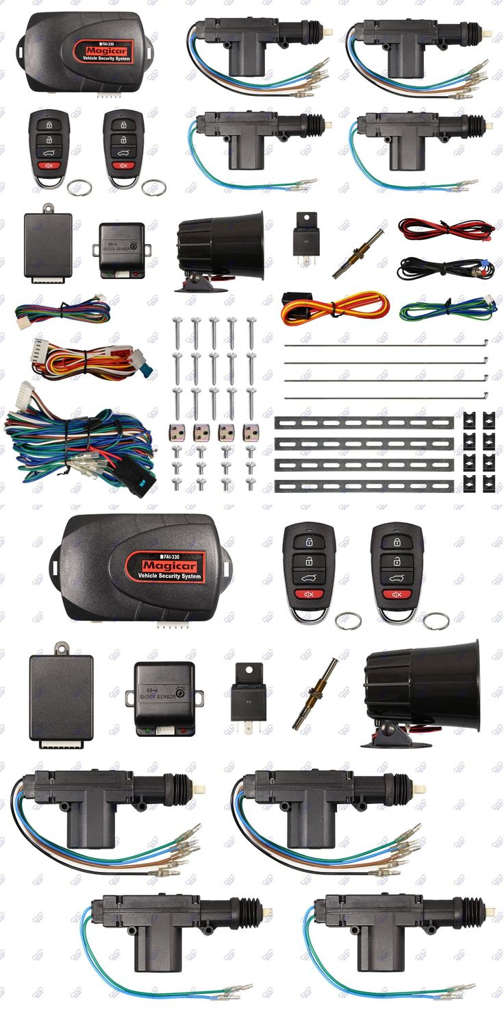 Car Alarms and Security Systems: Remote Car Alarm Keyless Entry Security 2 And 4 Door & Best 25+ Keyless entry ideas only on Pinterest | Door locks Entry ... Pezcame.Com