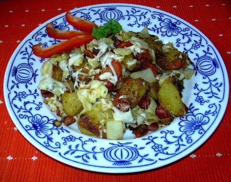 Zelenina po anglicku :: Domací kuchařka - vyzkoušené recepty