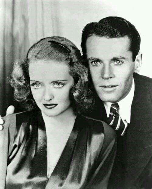 Bette Davis & Henry Fonda                                                                                                                                                                                 More