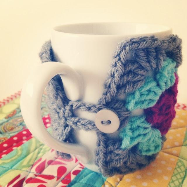 Mejores 11 imágenes de tazas crochet en Pinterest | Taza de ...