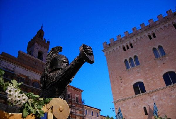 Giostra della Quintana di Foligno, Umbria, Italy