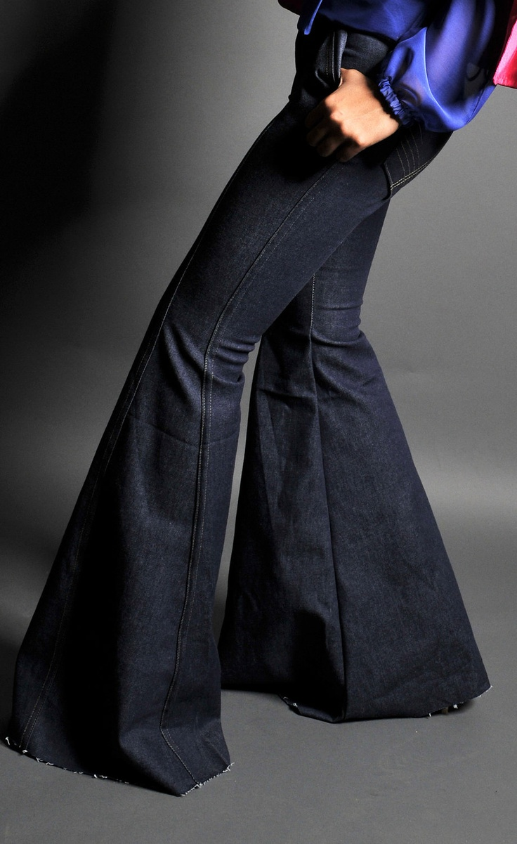 17 Best images about Bell bottom pants on Pinterest | Dazed and ...