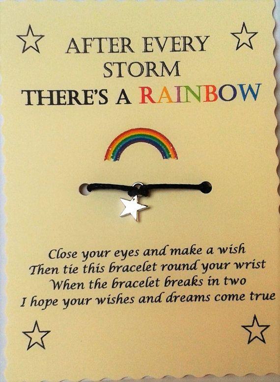 Personalized Photo Charms Compatible with Pandora Bracelets. Rainbow Wish Bracelet String Wish Bracelet Cord by GemsNJewells