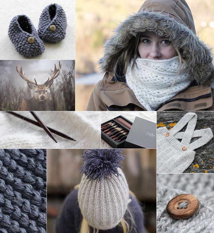 Tilbud på strikkepinner i oktober - 10 - 2015 - Design by Marte Helgetun