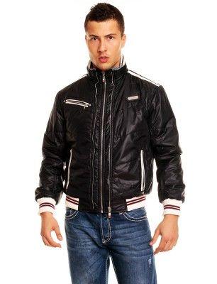 Redbridge chaqueta bomber hombre R31470 Col. Black