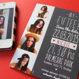 le pou - invitaciones y tarjetas - cumple 15