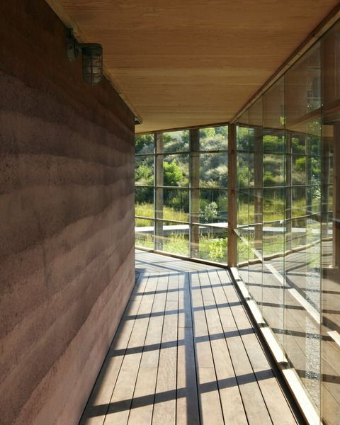 Olson Kundig Architects   Projects   Slaughterhouse Beach House