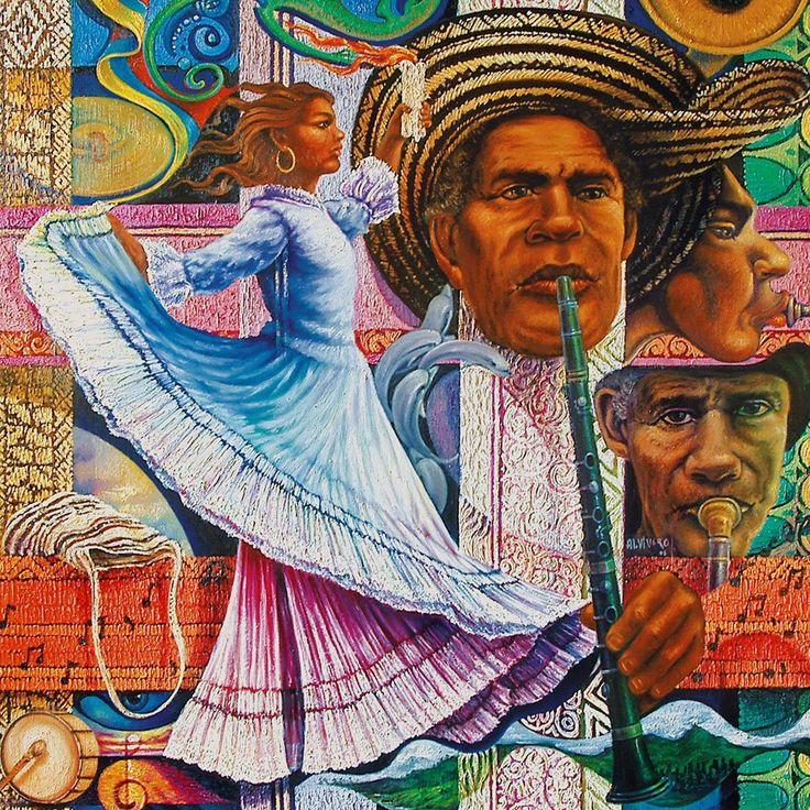 El dia afrocolombianidad Al Vivero