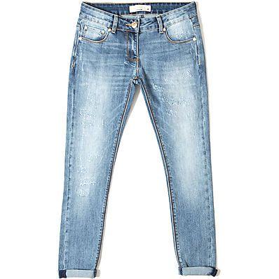 LINK: http://ift.tt/2nnrHa0 - I 6 JEANS DA RAGAZZA PIÙ BELLI: MARZO 2017 #moda #ragazze #jeans #jeansdonna #modadonna #donna #pantaloni #pantalonidonna #stile #tendenze #vintage #abbigliamento #abbigliamentodonna #cotone #denim => I 6 Jeans da Ragazza più carini disponibili ora per l'acquisto - LINK: http://ift.tt/2nnrHa0