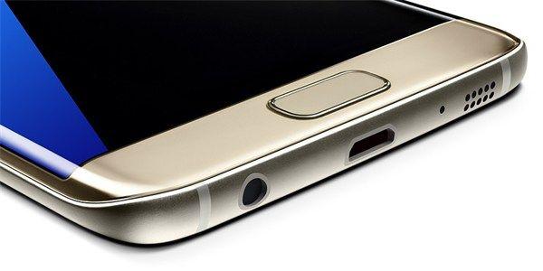 Samsung Galaxy S7 sẽ không sạc, nếu như ổ cắm bị ướt