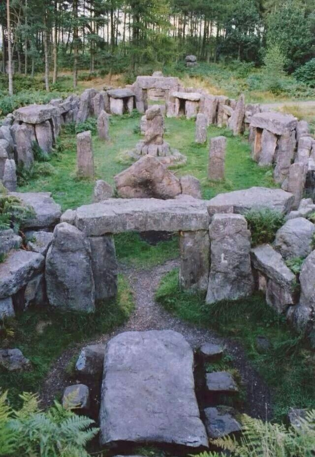Micmac Indian Burial Ground