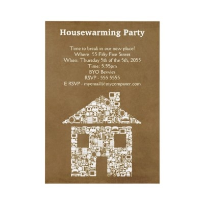 9 best images about invite ideas on pinterest fonts for Things to do at a housewarming party