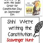 book shh constitution scavenger shh we re question scavenger jean ...