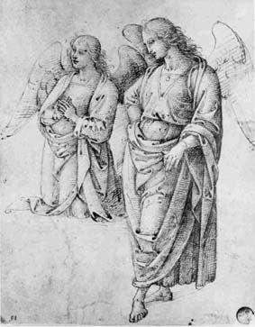 Image result for renaissance figure drawings children