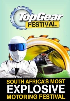 Top Gear Festival is returning to the Moses Mabhida Stadium in the City of Durban on the  15-16 June 2013 with an incredible line-up of cars and driving talent!