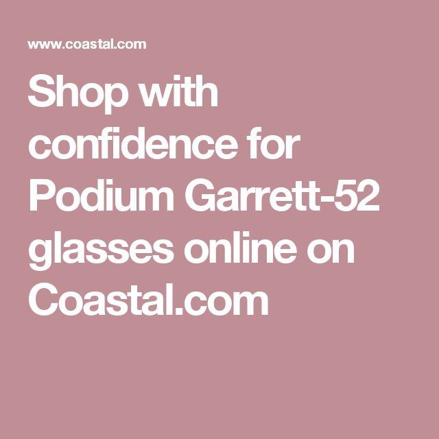 Shop with confidence for Podium Garrett-52 glasses online on Coastal.com