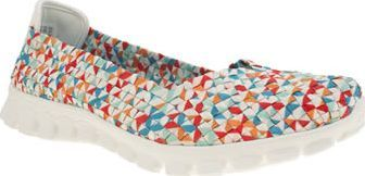Skechers Multi Ez Flex 2 Beatrix Womens Trainers Add some vibrant style and comfort to your spring/summer wardrobe, with the Ez Flex 2 Weave. Constructed of white woven fabric, multi-coloured accents feature, whilst a Memory Foam insole creates a su http://www.comparestoreprices.co.uk/january-2017-8/skechers-multi-ez-flex-2-beatrix-womens-trainers.asp